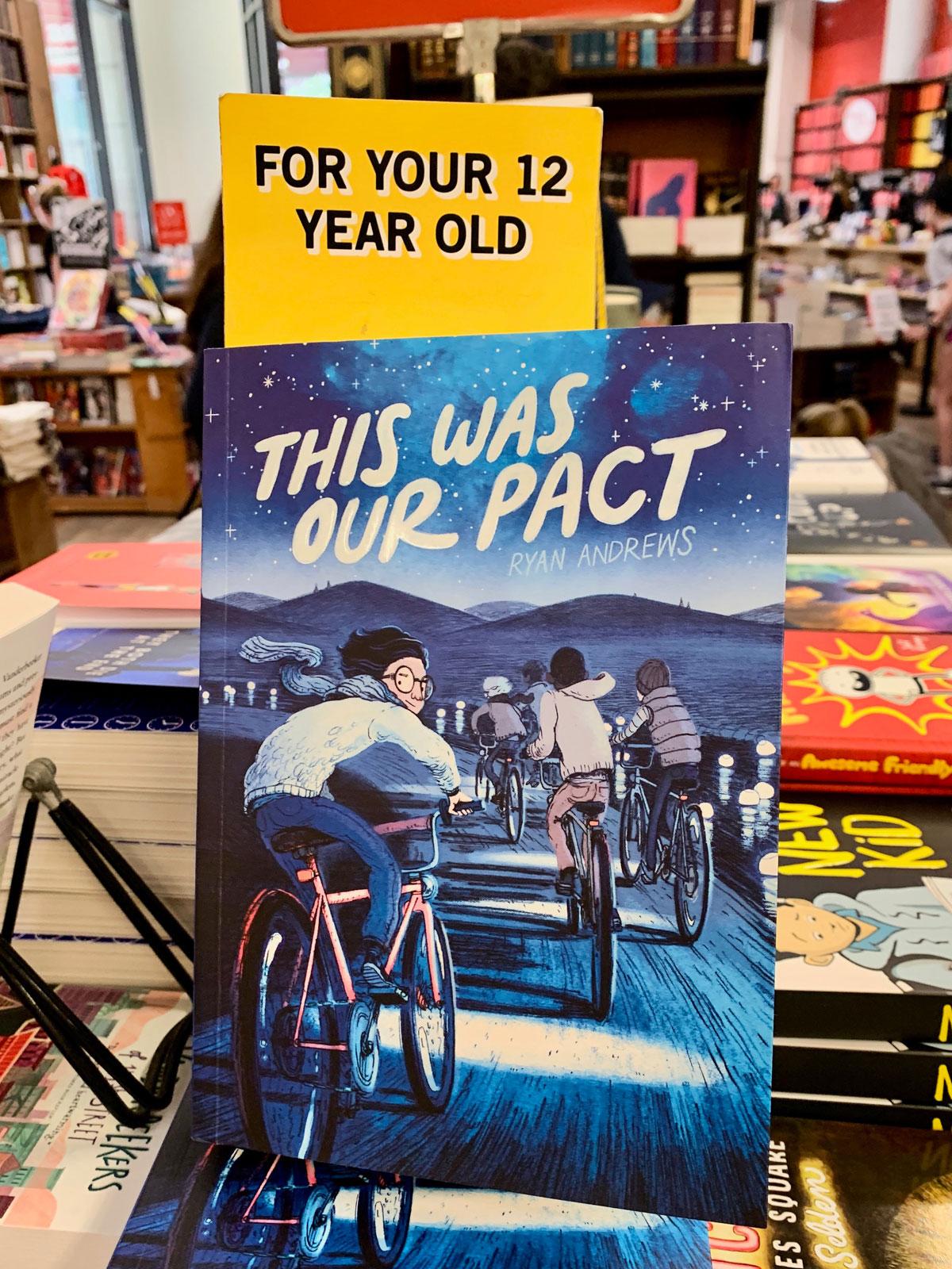 Buchhandlung Storytelling Beispiele