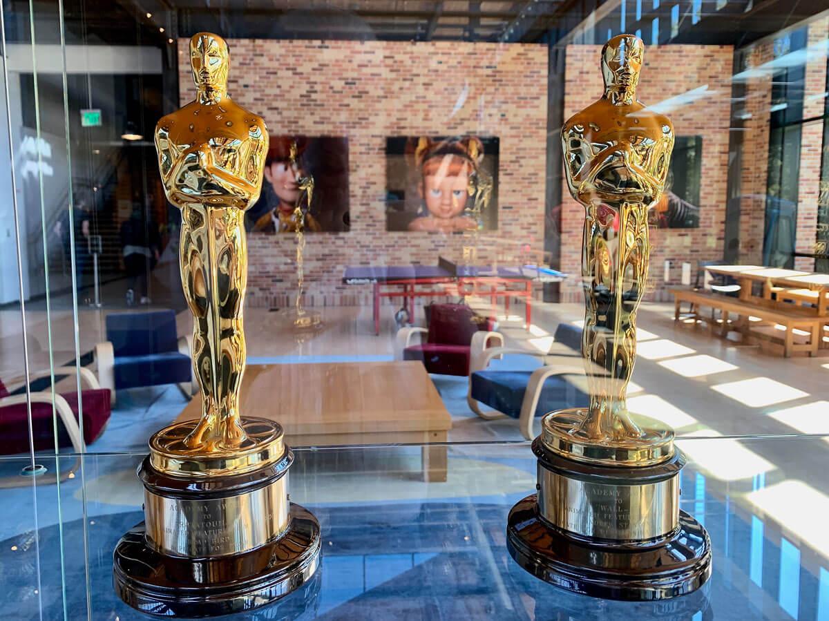 Pixar Academy Awards Oscars