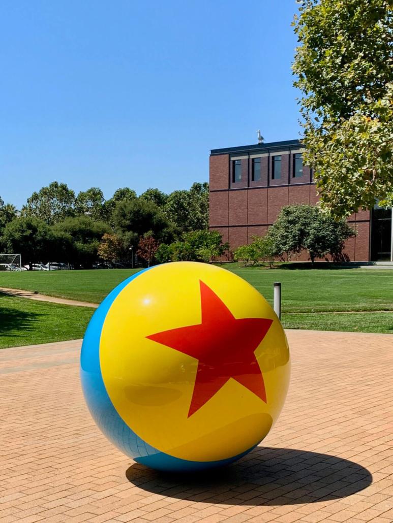 Pixar Wahrzeichen Ball