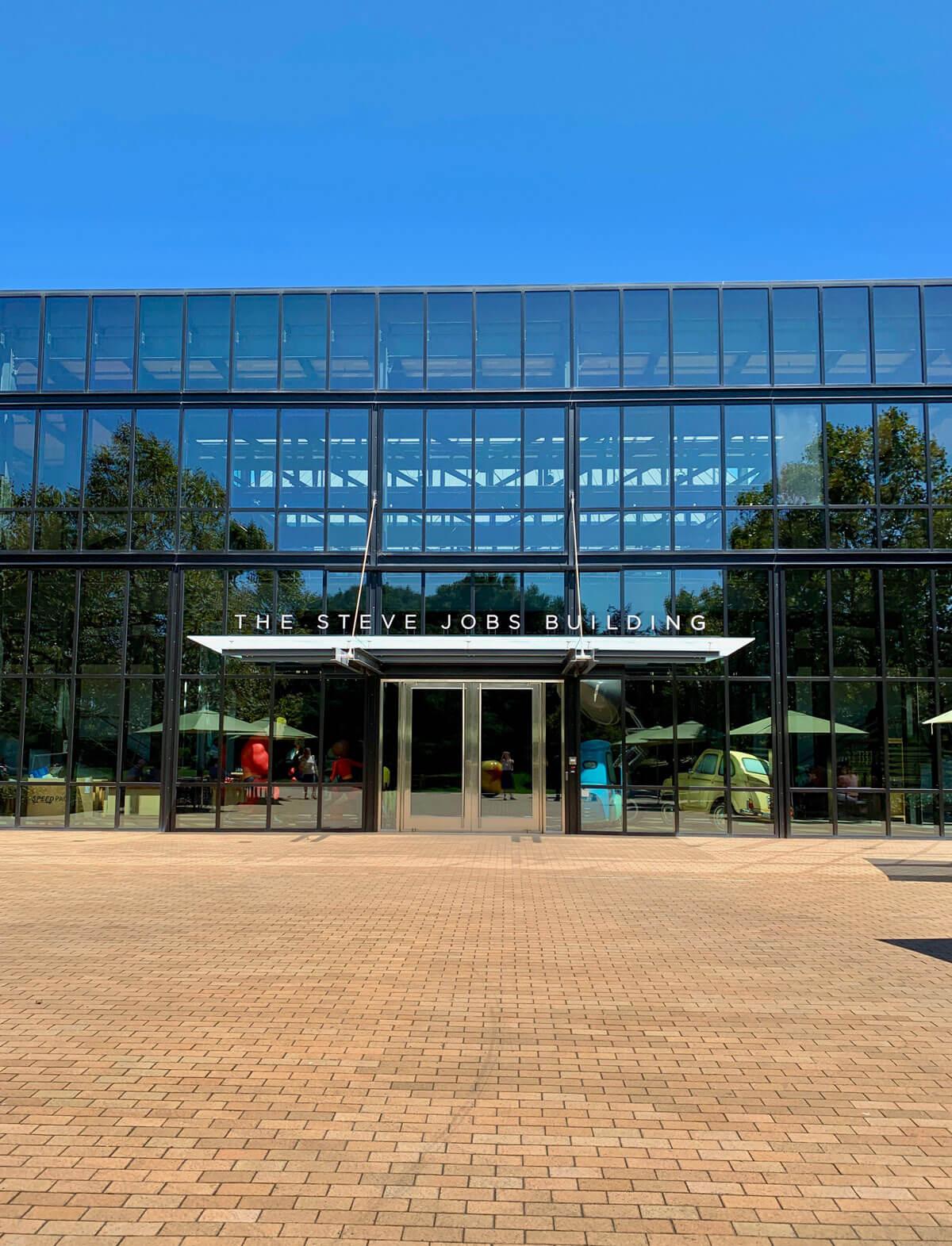 Steve Jobs Building bei Pixar