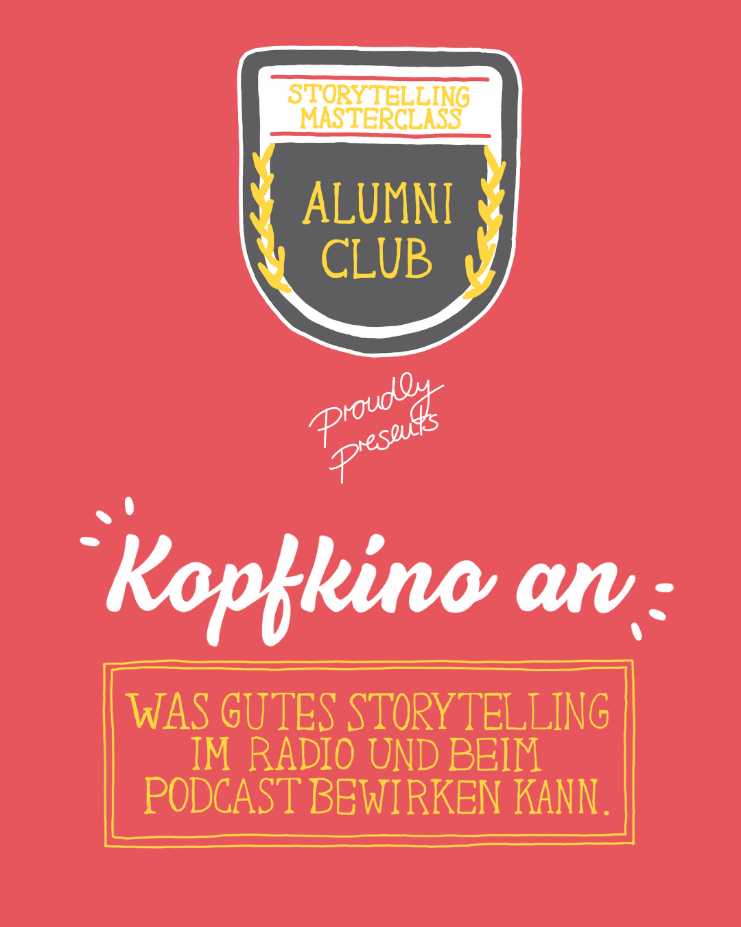 Alumni Club Radio Podcast