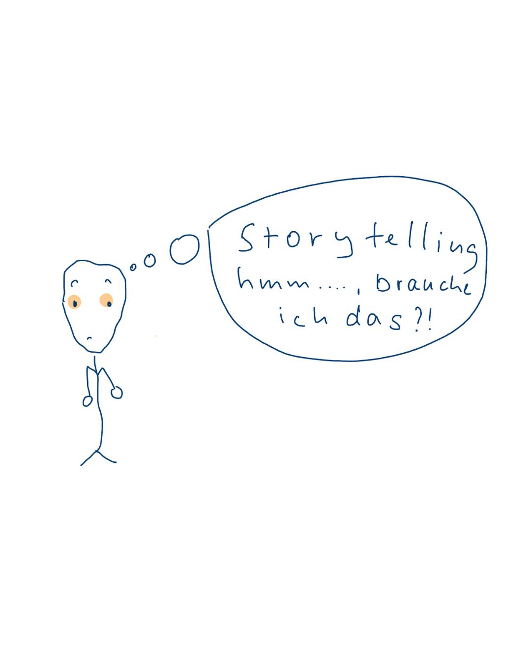 Protokoll erstellen mit Storytelling