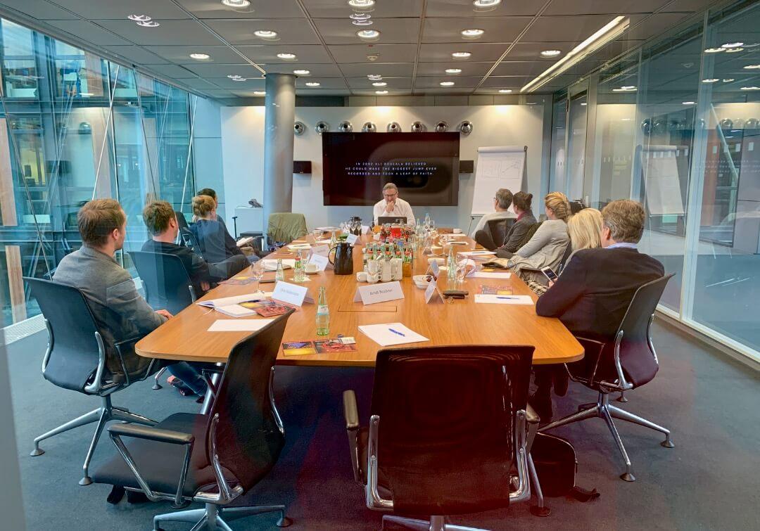 Storytelling Masterclass Journalistenschule Köln
