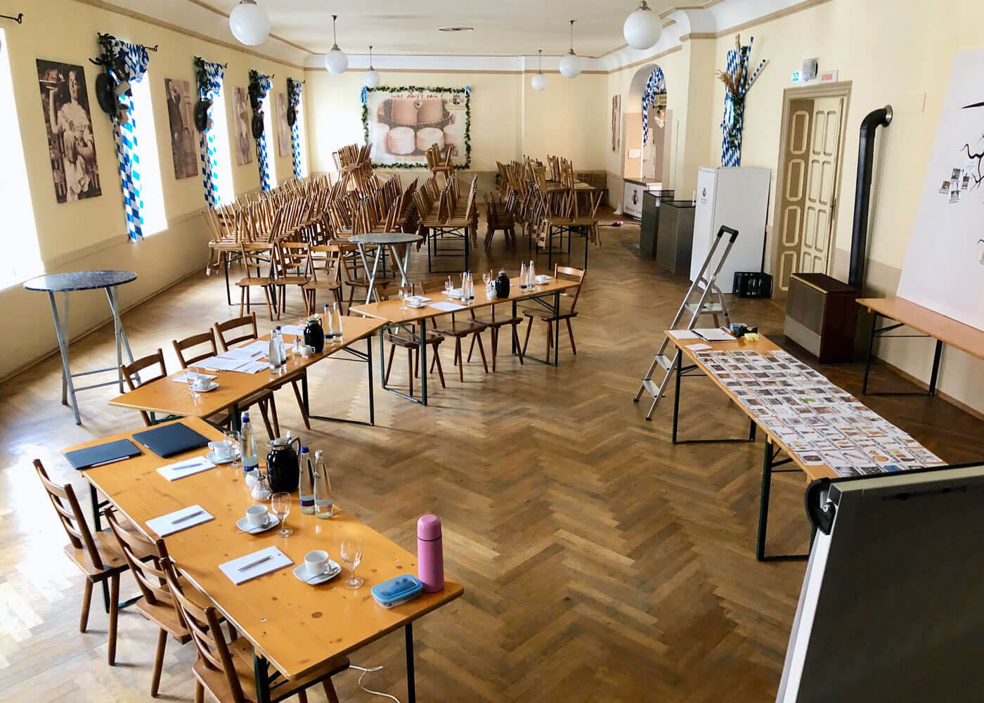 Brauerei Marketing Workshop Traunstein