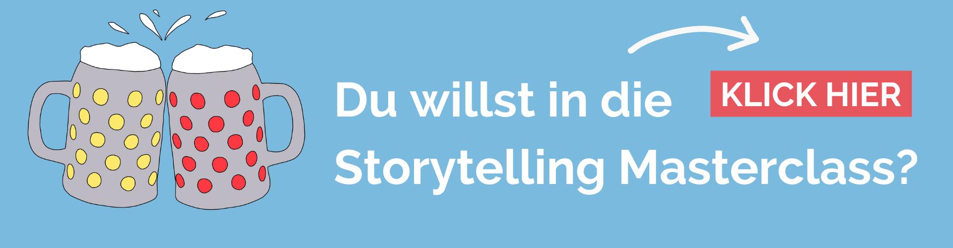 Storytelling Masterclass Brauerei