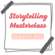 Storytelling Masterclass November 2021