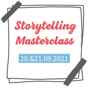 Storytelling Masterclass September 2021
